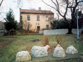 Une maison à Prague