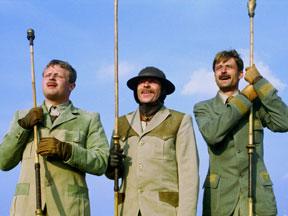 Vaterland, un carnet de chasse