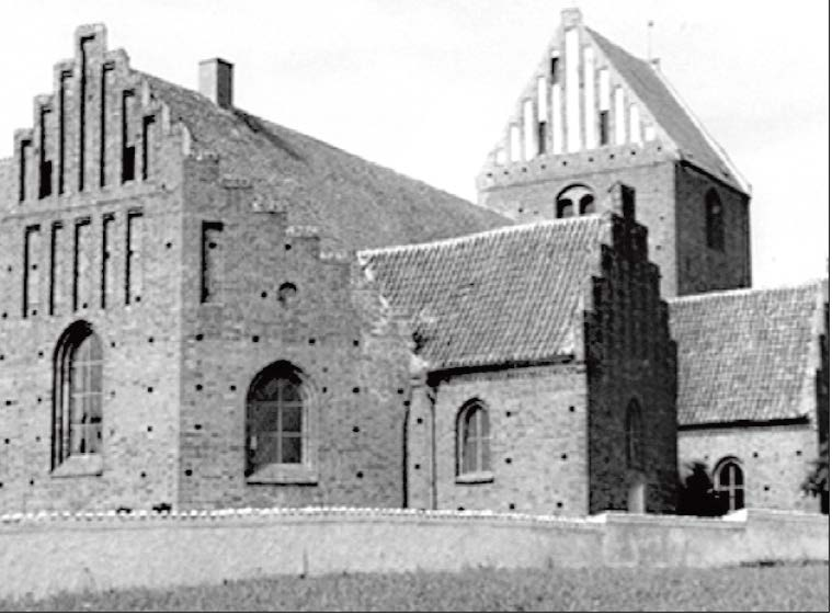 The Danish Village Church