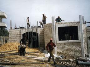 Une maison à Jérusalem