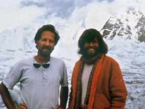 Gasherbrum, la montagne lumineuse