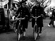 Ronde de flics à Pékin