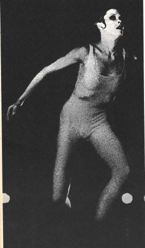 Carolyn danse