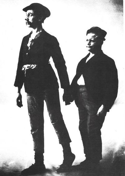 Double-Patte et Patachon, les z'héros du cinéma