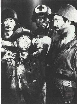J'ai vécu l'enfer de Corée ou Sergent Zack