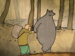 La Main de l'ours