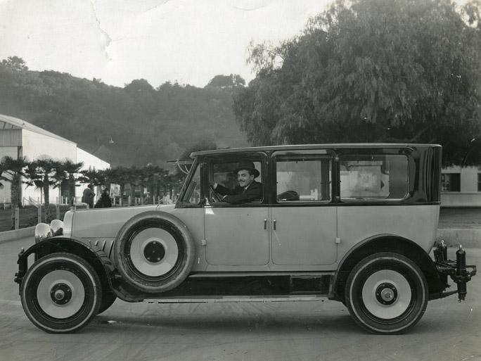 Max et son taxi