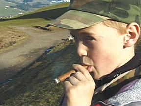 Jean le bienheureux – Trois tentatives d'arrêt de tabac