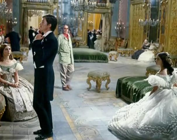 Luchino Visconti, un portrait