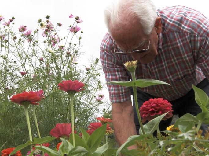 Le Jardin de mon père – L'Amour de mes parents