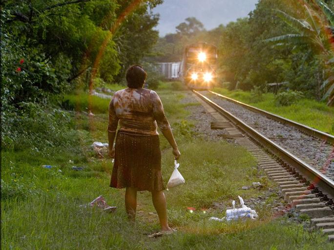Quand passe le train